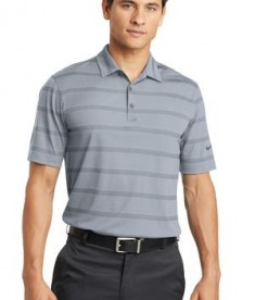 Nike Golf Dri-FIT Fade Stripe Polo Style 677786