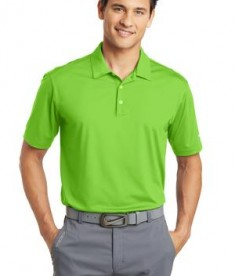 Nike Golf Dri-FIT Vertical Mesh Polo Style 637167