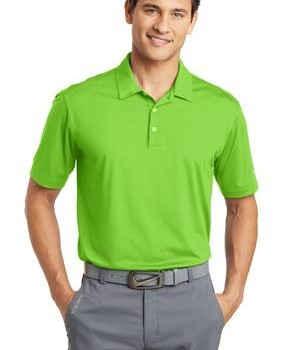 Nike Golf Dri-FIT Vertical Mesh Polo Style 637167 1