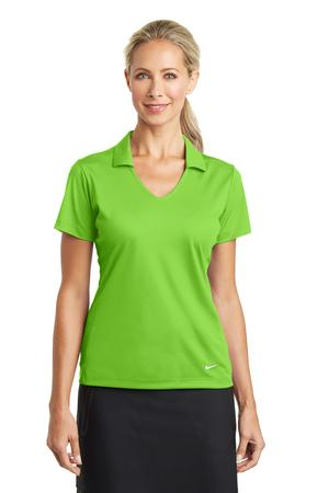 Nike Golf Ladies Dri-FIT Vertical Mesh Polo Style 637165