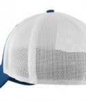 Nike Golf - Mesh Back Cap Style 429468 Blue Back