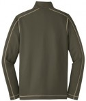 Nike Sphere Dry Cover-Up Style 244610 Olive Khaki/Birch Back