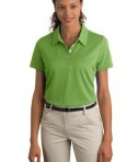Ladies Nike Sphere Dry Diamond Polo Style 358890 Chlorophyll