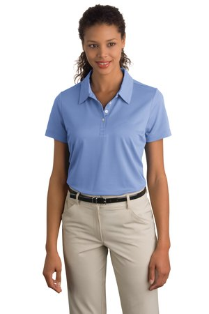 Ladies Nike Sphere Dry Diamond Polo Style 358890 Blue Berry