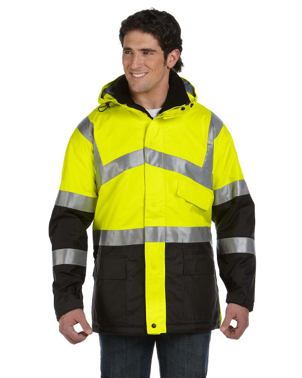 occunomix-insulated-cold-weather-parka-yellow