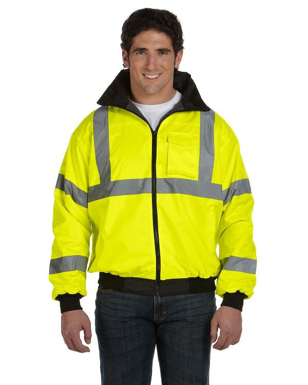 OccuNomix Value Bomber Jacket Yellow