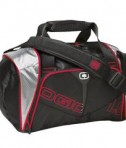 OGIO - Endurance 1 Style 412031 Black Silver Red