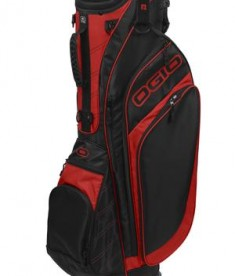 OGIO XL (Xtra-Light) Stand Bag Style 425040 Red
