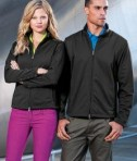 OGIO - Ladies Bombshell Jacket Style LOG500 Blacktop Couple