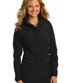 OGIO - Ladies Intake Trench Style LOG504 Blacktop