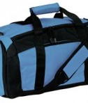 Port & Company BG970 Improved Gym Bag Carolina Blue