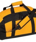 Port & Company BG970 Improved Gym Bag Gold