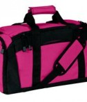 Port & Company BG970 Improved Gym Bag Tropical Pink