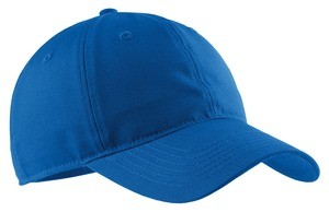 Port & Company CP96 Brushed Canvas Cap Royal