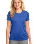 Port & Company LPC380 Ladies Essential Performance Tee Royal