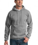Port & Company PC90H Ultimate Pullover Hooded Sweatshirt athletic Heather