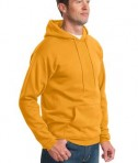 Port & Company PC90H Ultimate Pullover Hooded Sweatshirt Gold Angle