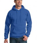 Port & Company PC90H Ultimate Pullover Hooded Sweatshirt Royal