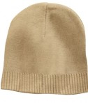 Port Authority 100% Cotton Beanie Style CP95