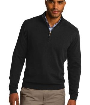 Port Authority 1/2-Zip Sweater Style SW290 1