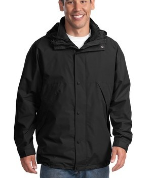 Port Authority 3-in-1 Jacket Style J777 1