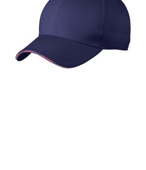 Port Authority Americana Flag Sandwich Cap Style C829 1
