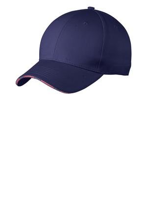 Port Authority Americana Flag Sandwich Cap Style C829