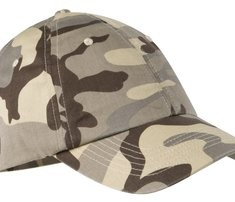 Port Authority Camouflage Cap Style C851