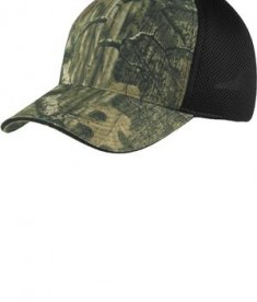 Port Authority Camouflage Cap with Air Mesh Back Style C912