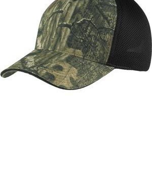Port Authority Camouflage Cap with Air Mesh Back Style C912 1