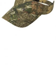 Port Authority Camouflage Visor Style C822