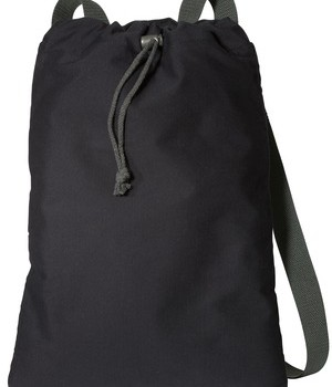 Port Authority Canvas Cinch Pack Style B119 1