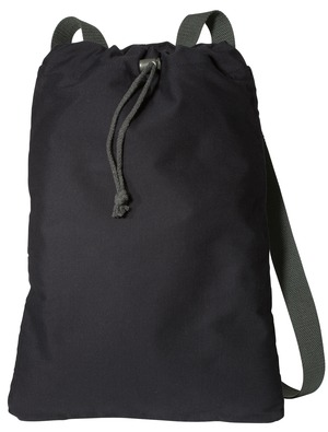 Port Authority Canvas Cinch Pack Style B119