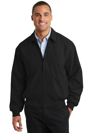 Port Authority Casual Microfiber Jacket Style J730 1