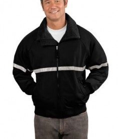 Port Authority Challenger Jacket with Reflective Taping Style J754R