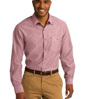 Port Authority Chambray Shirt Style S653 1