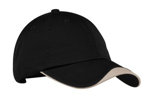 Port Authority Chevron Curved Cap Style C862