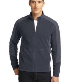 Port Authority Colorblock Microfleece Jacket Style F230