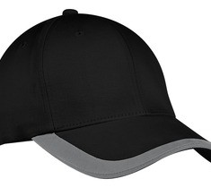 Port Authority Contrast Stripe Sandwich Bill Cap Style C867
