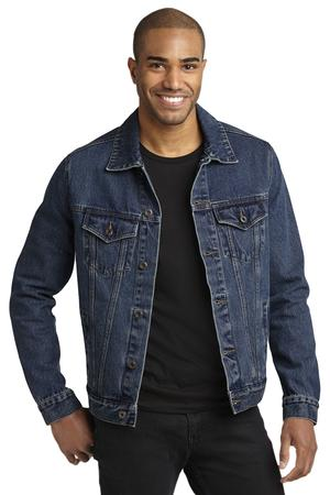 Port Authority Denim Jacket Style J7620 1