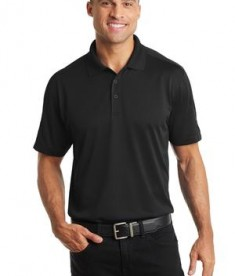 Port Authority Diamond Jacquard Polo Style K569