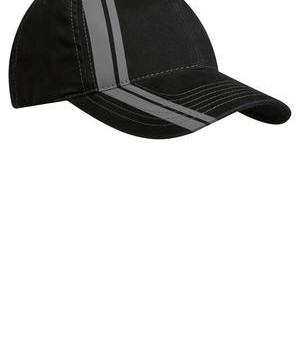 Port Authority Double Stripe Cap Style C825 1