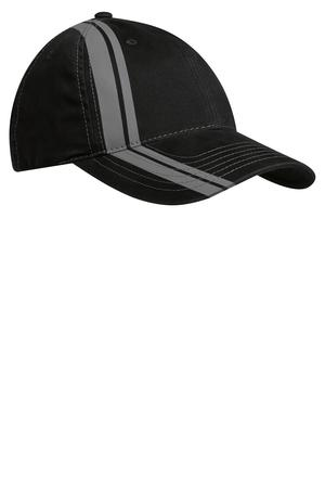 Port Authority Double Stripe Cap Style C825