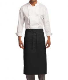 Port Authority Easy Care Full Bistro Apron with Stain Release Style A701