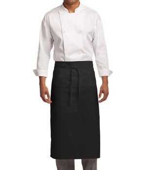 Port Authority Easy Care Full Bistro Apron with Stain Release Style A701 1