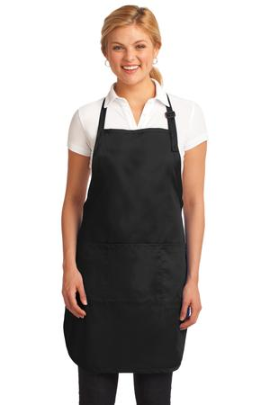 Port Authority Easy Care Full-Length Apron with Stain Release Style A703