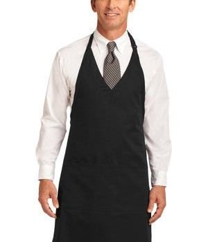 Port Authority Easy Care Tuxedo Apron with Stain Release Style A704 1
