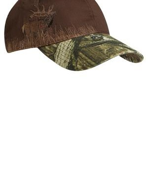 Port Authority Embroidered Camouflage Cap Style C820 1