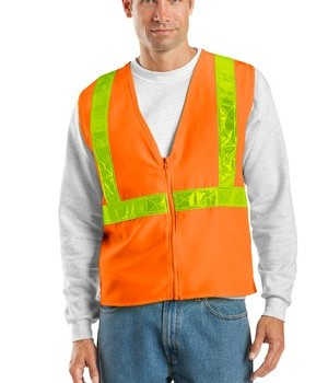 Port Authority Enhanced Visibility Vest Style SV01 1