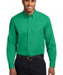 Port Authority Extended Size Long Sleeve Easy Care Shirt Style S608ES